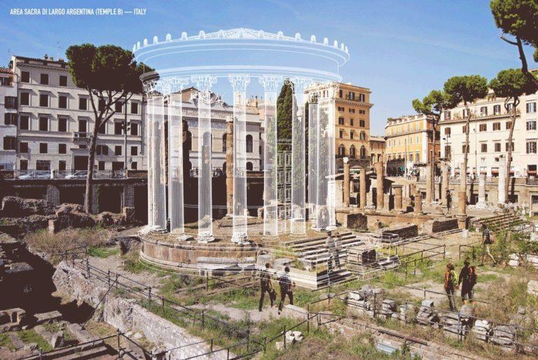 Cum arătau la început monumentele arhitecturale antice (47 fotografii)