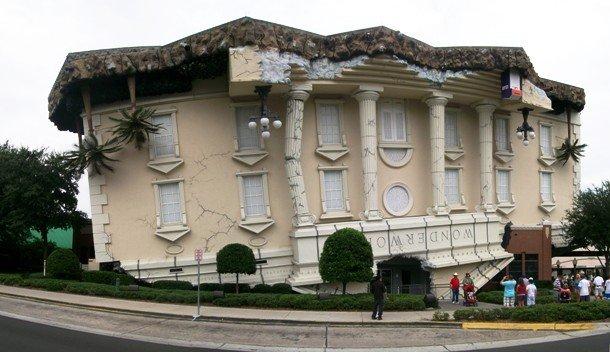TOP-25: Nu vă lăsați mințiți de aceste formidabile iluzii create de arhitecți