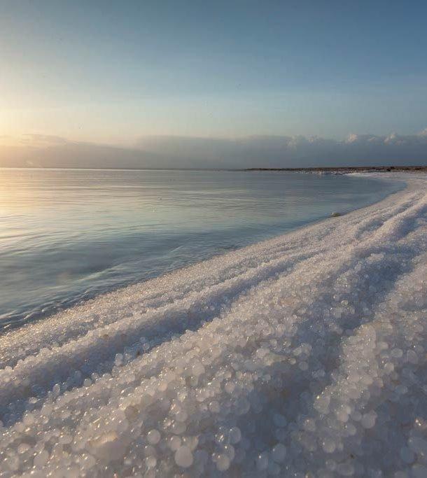 TOP-25: Lucruri interesante despre Marea Moartă