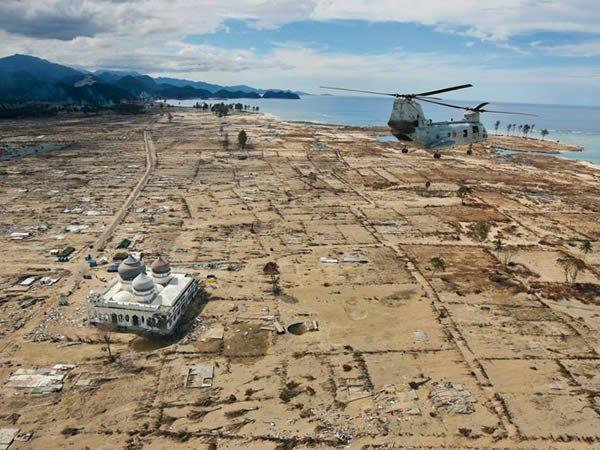 TOP-10: Atracții turistice care au supraviețuit catastrofe (10 foto)