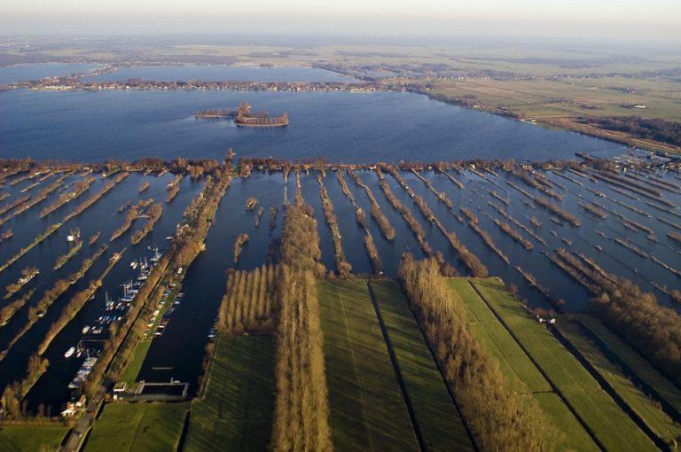 Insulele lacului Loosdrecht (5 Foto)