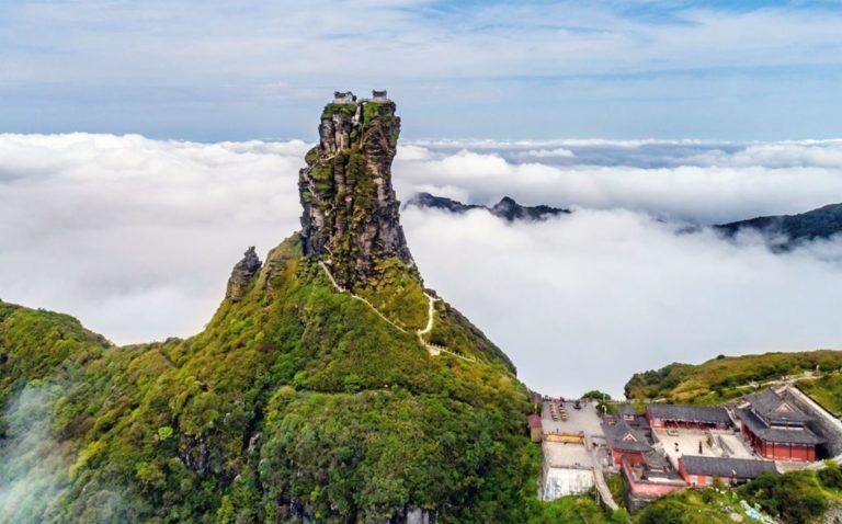 Muntele  Fanjing (11 Foto)